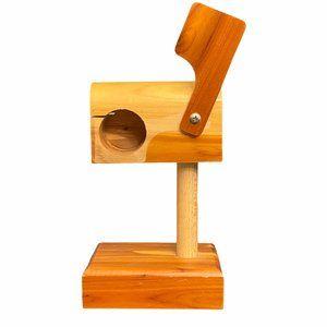 Wooden Mini Mailbox Souvenir Glassier Nat'l Park